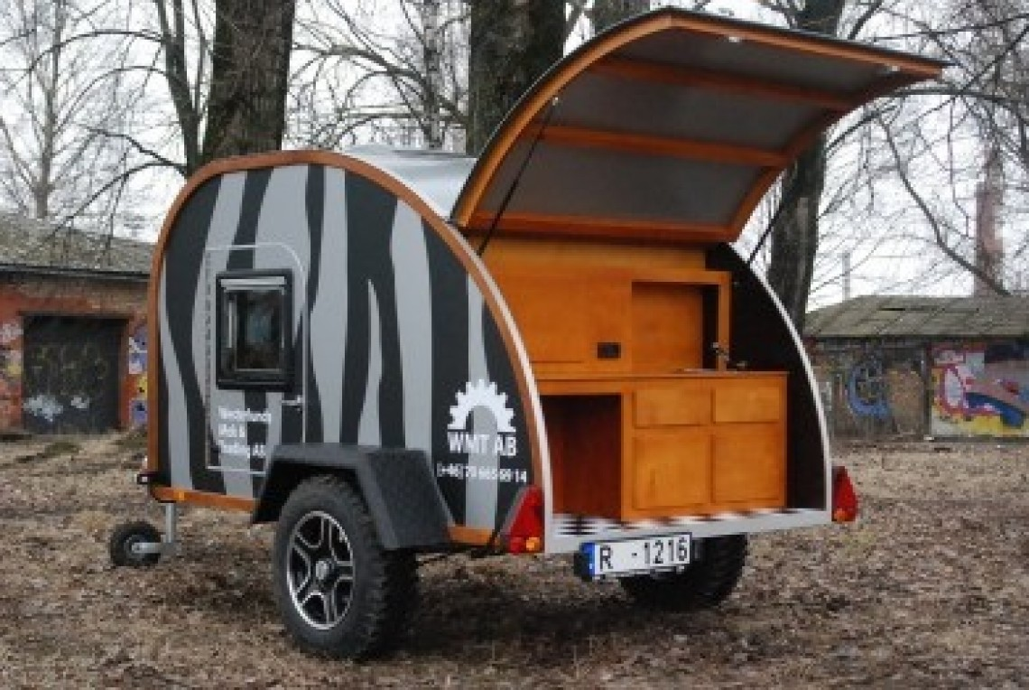 kulba teardrop cologne camper. Black Bedroom Furniture Sets. Home Design Ideas